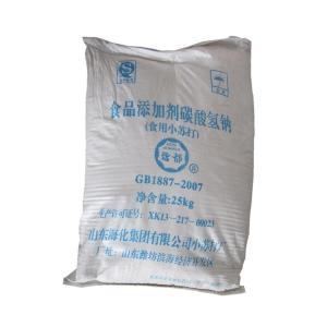 小苏打碳酸氢钠 工业级碳酸氢钠 产品图片