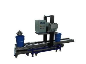 半自动灌装机 油漆涂料灌装机 灌装压盖机产品介绍