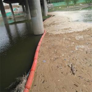 防腐耐磨塑料浮筒廊坊拦污排施工方案指导