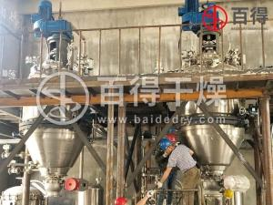 锥形三合一过滤干燥器 洗涤过滤二合一设备的操作说明和维护保养