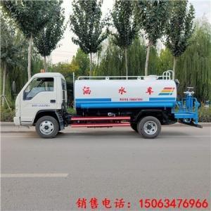 郴州国五东风145上牌10-12方大型洒水车