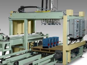 GZM-25L 树脂自动灌装、旋盖、贴标生产线