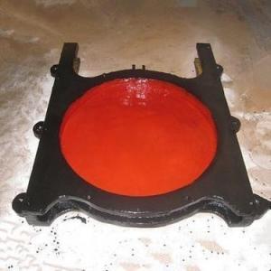 圆形铸铁闸门专用