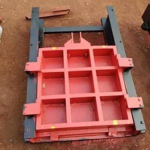 pgm单向止水铸铁闸门 单向止水铸铁闸门厂家价格