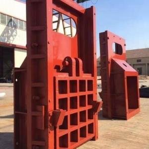 浙江弧形铸铁闸门厂家