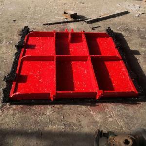 平板平面铸铁闸门直销
