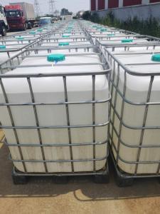 山东大量现货销售工业级甲酸钾溶液主用于油田钻井液1.4比重含量60%